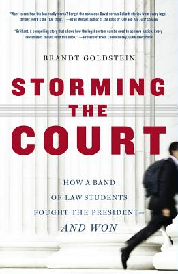 Storming the Court By Goldstein, Brandt